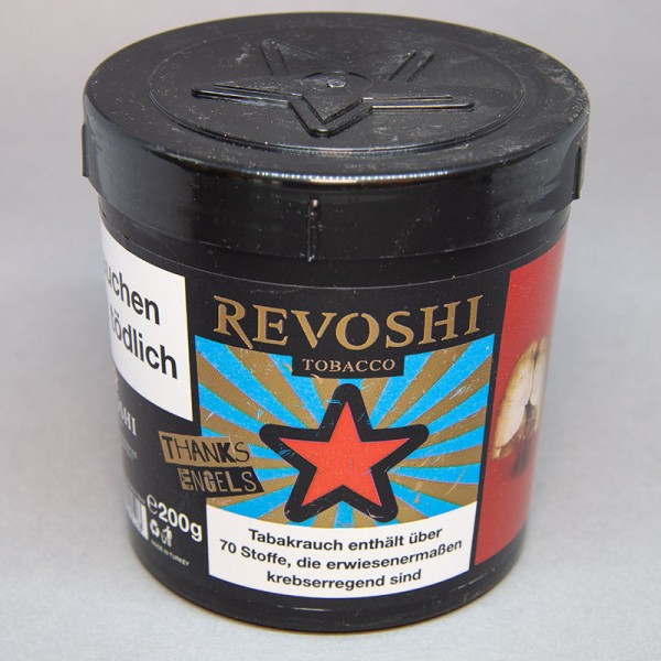 Revoshi Tobacco 200g - Thanks Engels