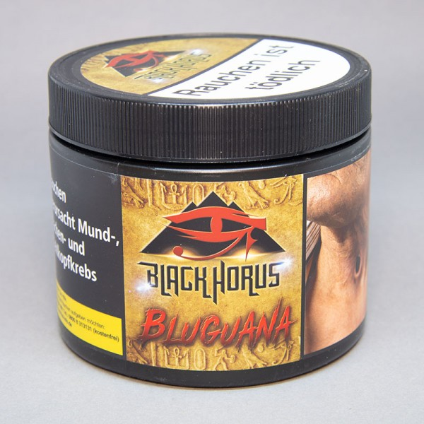 Black Horus Tobacco 200g - Bluguana