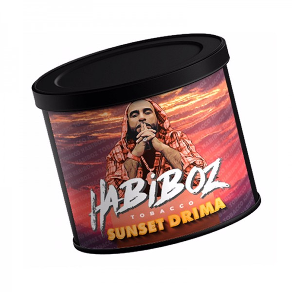 Habiboz Tobacco 200g - Sunset Drima