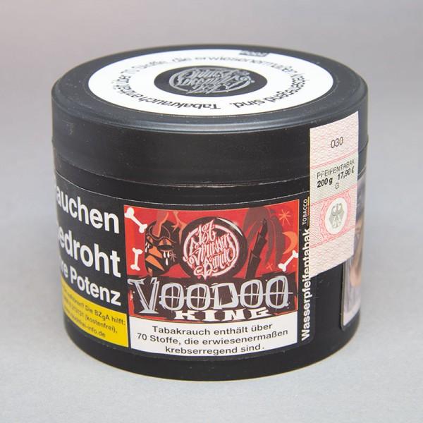 187 Strassenbande Tobacco 200g - Voodoo King