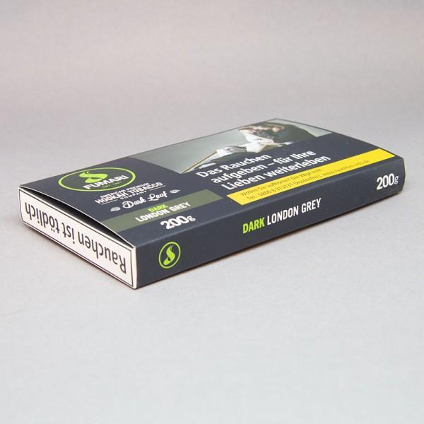 Fumari Tobacco 200g - Dark London Grey