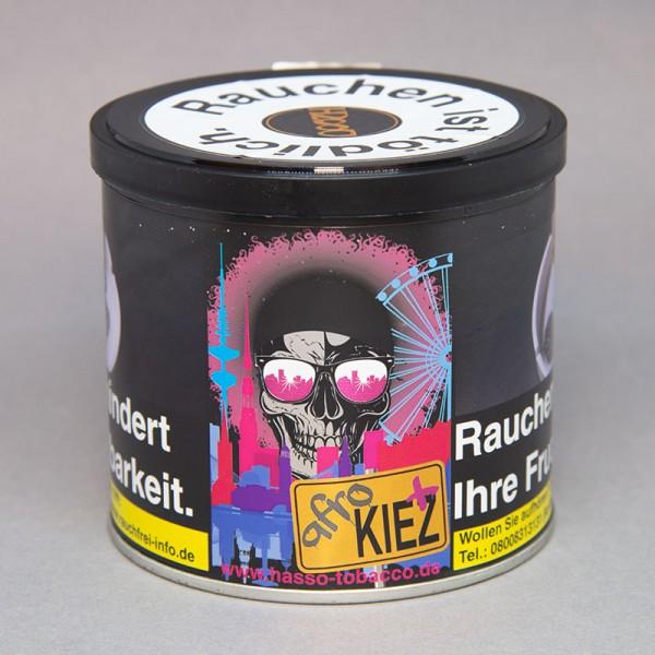 Hasso Tobacco - Afro Kiez - 200gr.