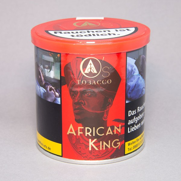 O´s - African King - 200gr.
