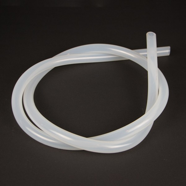 Silikonschlauch, transparent