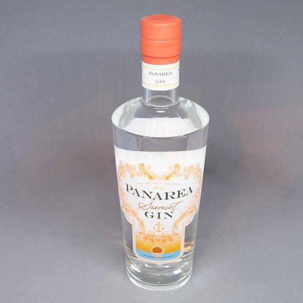 Panarea Sunset Gin 0,7 Liter mit 44% Vol. Alkohol