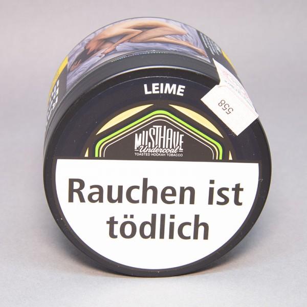 Musthave Undercoal Tabak Leime - 200 gr.
