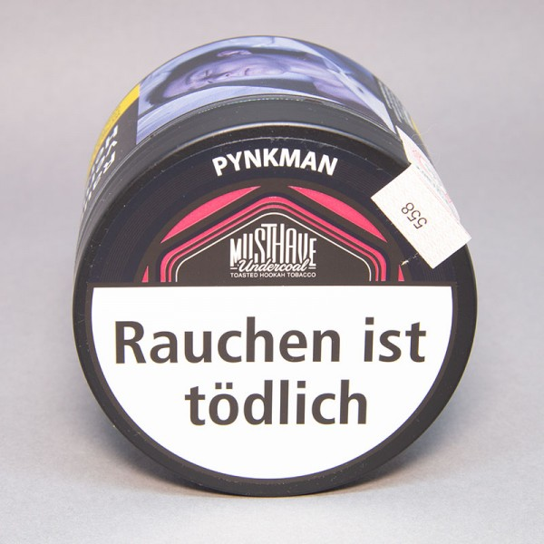 Musthave Undercoal Tabak Pynkmann - 200 gr.