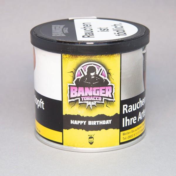 Banger Tobacco - Happy Birthday - 200gr.