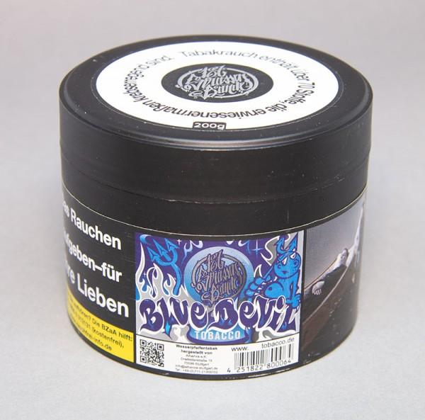 187 Strassenbande Tobacco 200g - #043 BLUE DEVIL
