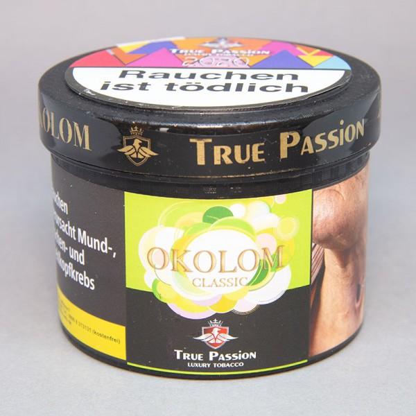 True Passion Tobacco - Okolom Classic - 200 gr.