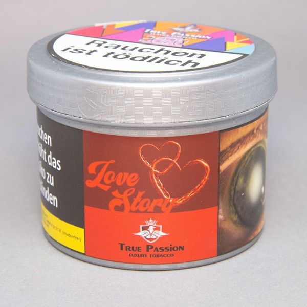 True Passion Tobacco - Love Story - 200 gr.