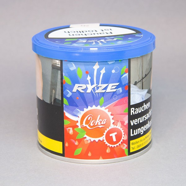 RYZE Tobacco - T Qoka - 200gr.