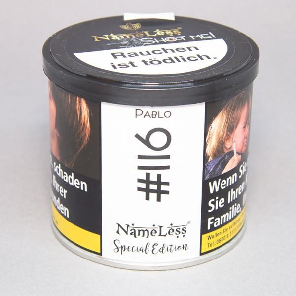 Nameless - #116 Pablo - 200 gr. (Shot Me!)