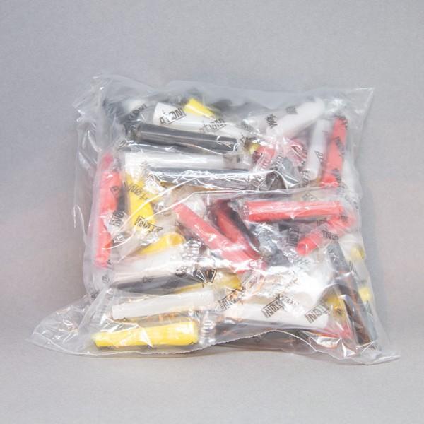 Hygienemundstücke, bunt gemischt 100 Stück