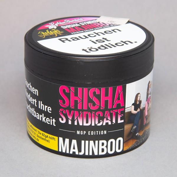 Shisha Syndicate Tabak MGP Edition MAJIN BOO - 200g