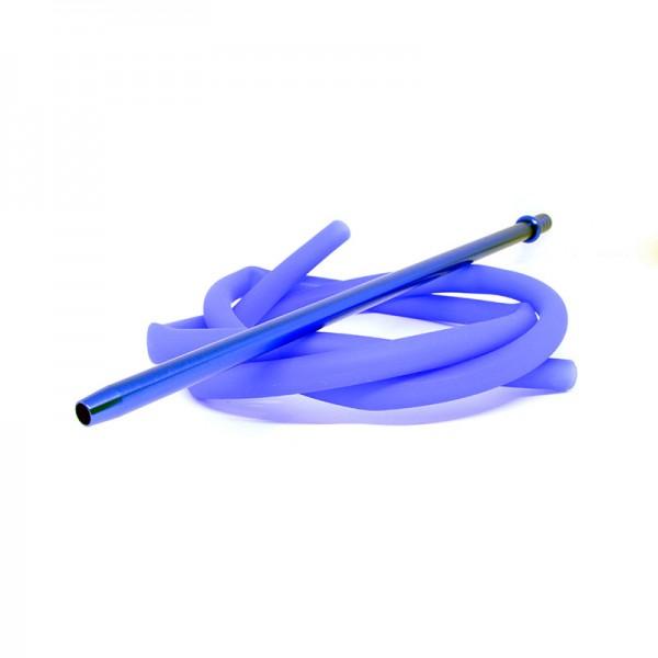 Mata Leon Schlauchset Softtouch - blau