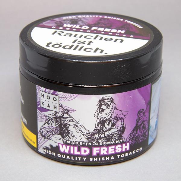Hookah Squad - Wild Fresh - 200gr.