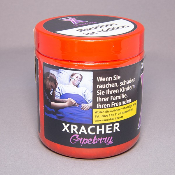XRacher - Grpbrry - 200gr.