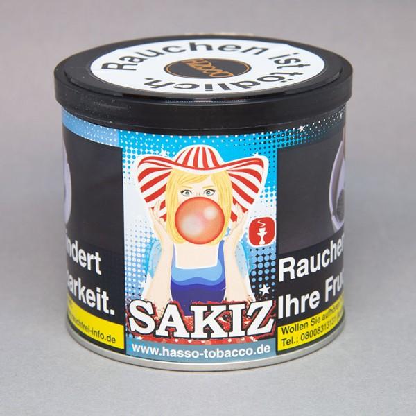 Hasso Tobacco - Sakiz - 200gr.