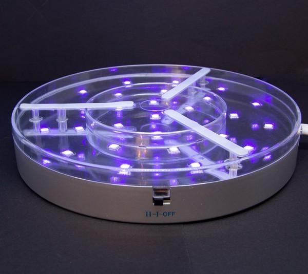 Smokah - UV Licht Untersetzer 30 cm