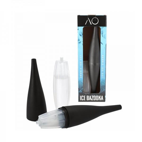 AO Ice Bazooka 2.0 Set mit 2 Kartuschen Schwarz