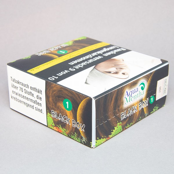 Aqua Mentha - Black Box (1) - 200gr.