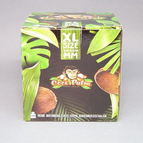 Cocopalm Naturkohle xxl- 1 kg