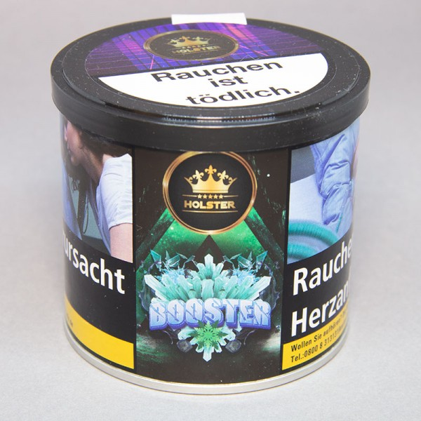 Holster Tobacco - Booster - 200gr.