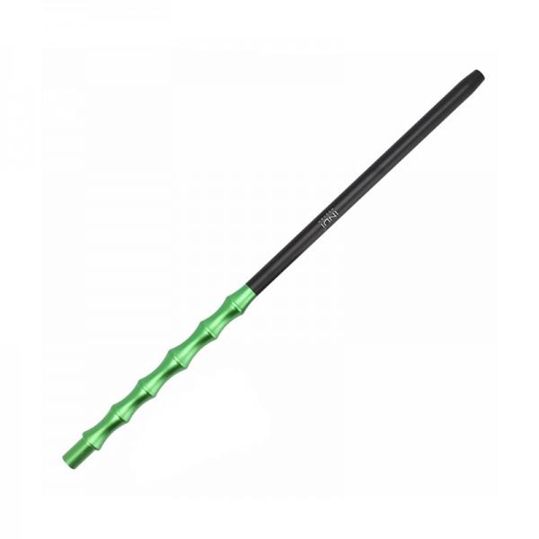 Invi Gripliner Alu Mundstück 38 cm - schwarz grün