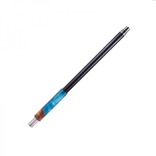 Vyro Penta Carbon Mundstück Blue 30cm