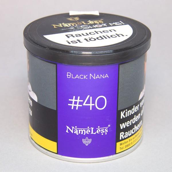 Nameless - #40 Black Nana - 200 gr. (Shot Me!)
