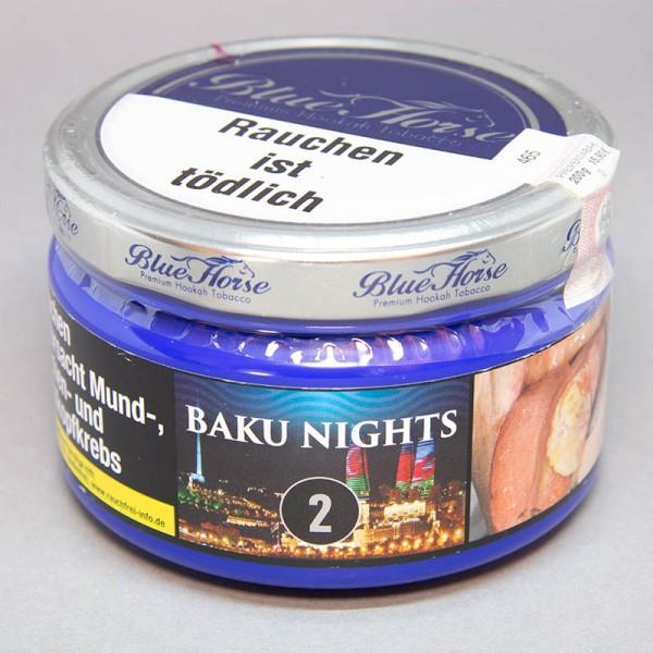 Blue Horse - Baku Nights - 200 gr.