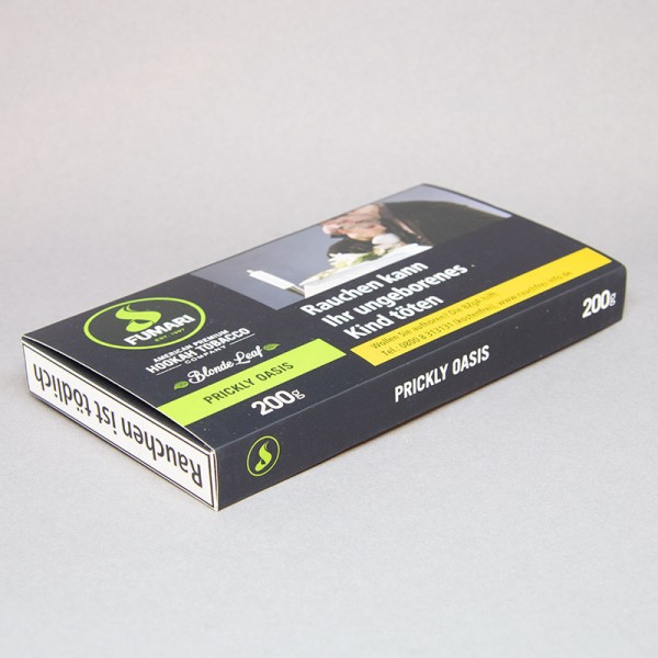 Fumari Tobacco 200g - Prickly Oasis