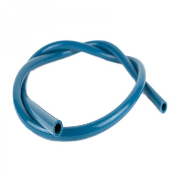 Silikonschlauch, blau